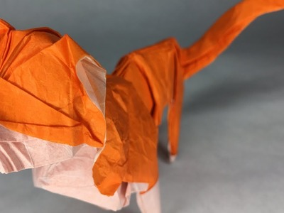 Origami Looper Tutorial! (Designed By Victoria Serova) Part 1.2 - HAPPY BIRTHDAY BRO!