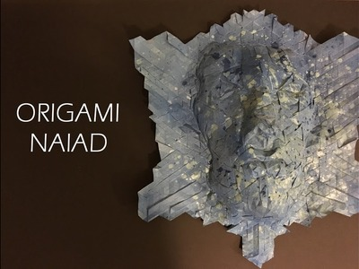Origami Naiad Time Lapse