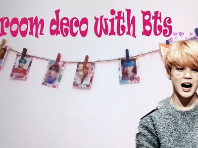 BTS DIY: Easy Room Decor Idea!