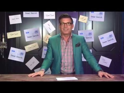 Dear David  - David Tutera answers your questions - NYE Wedding and DIY Floral