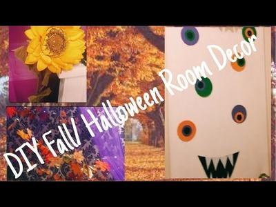DIY Halloween.Fall Room Decor