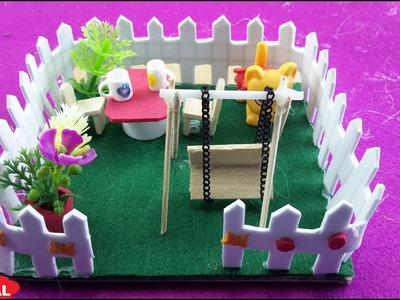 DIY How to make toys for the dolls|Cách Làm Đồ Chơi Cho Búp Bê