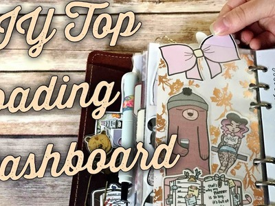 DIY Top Loading Dashboard Tutorial!