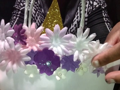 Diy unicorn favor bags quick and easy cheap