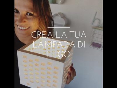 Lego Lamp - Video Tutorial