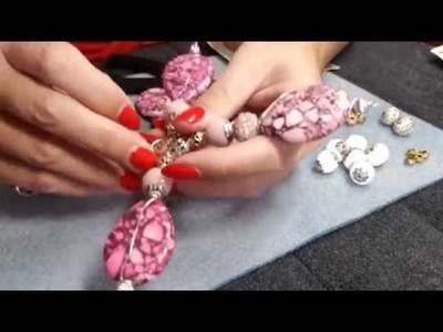 Rustic Beaded Wire Wrapped Cross Tutorial