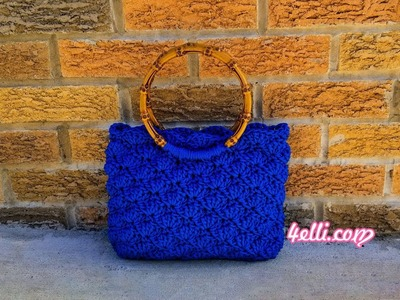 Shell Stitch Handbag Tutorial (EN)