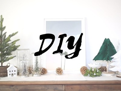 DIY Holiday Room Decor, Christmas 2017! | Ashley Nichole