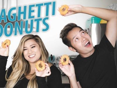 DIY | Spaghetti Donuts with Remi Ashten