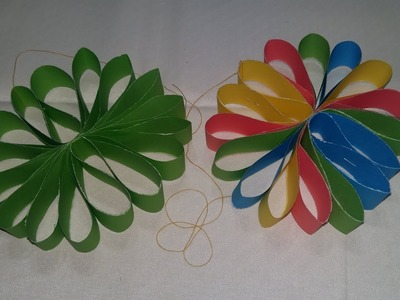 Paper How To Make Quilling Flowers Using A Hair Comb By Art