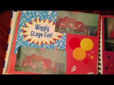 My Wiggles' 2006 Dance! Tour Scrapbook
