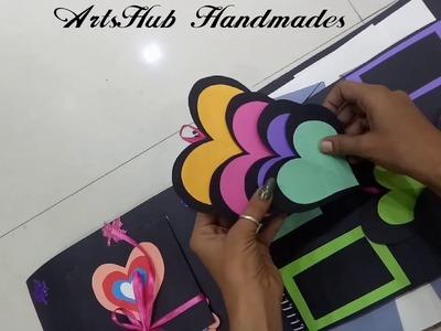 Scrapbook(New One) .  ArtsHub Handmades Presents