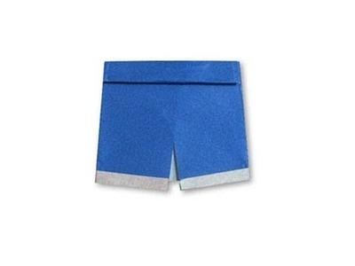 Cách gấp quần sooc bằng giấy || How to make Origami Pants