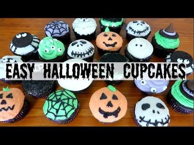 DIY Halloween Treats | 10 Halloween Cupcakes | TheChowDown
