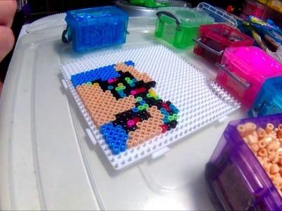 Hama Beads - Chunk Coaster