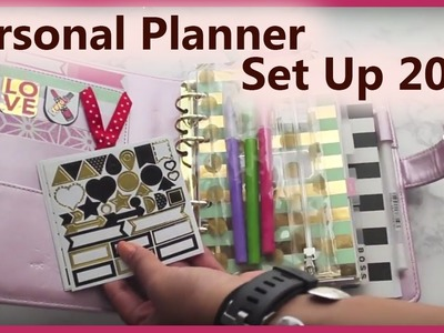 Michael's Recollections Planner Set Up & Haul 2017