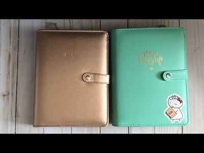 Mini Happy Planner's Set Up - On The Go & Holiday