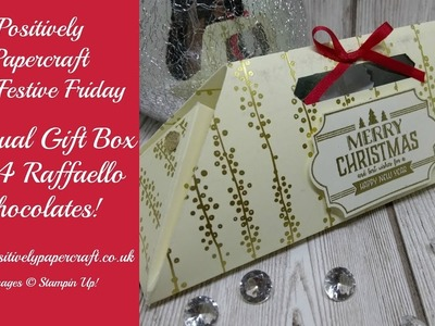 #9 Festive Friday Unusual Gift Box For Treats.Gifts