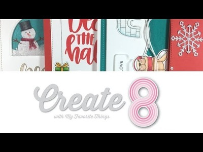 Create8 part 1 | October cards