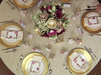 DIY Wedding Makes with David Tutera | Sizzix New Collection Make Every Day a Special Day