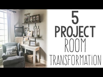 Easy DIY Room Transformation with Photo Printing
