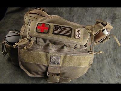 Get Home Bag -The Urban Survival Kit
