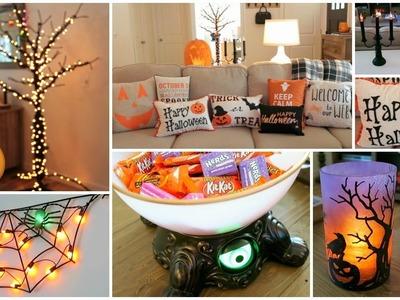 Halloween Decor Haul - Target, Homegoods, Tj Maxx & More