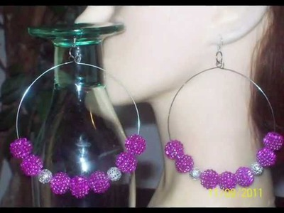 Handmade Earrings #1 2012