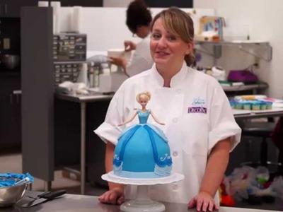 How to Decorate Disney Princess Doll Signature Cakes