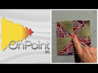 How to Make a Pinwheel Block (Ep. 104)