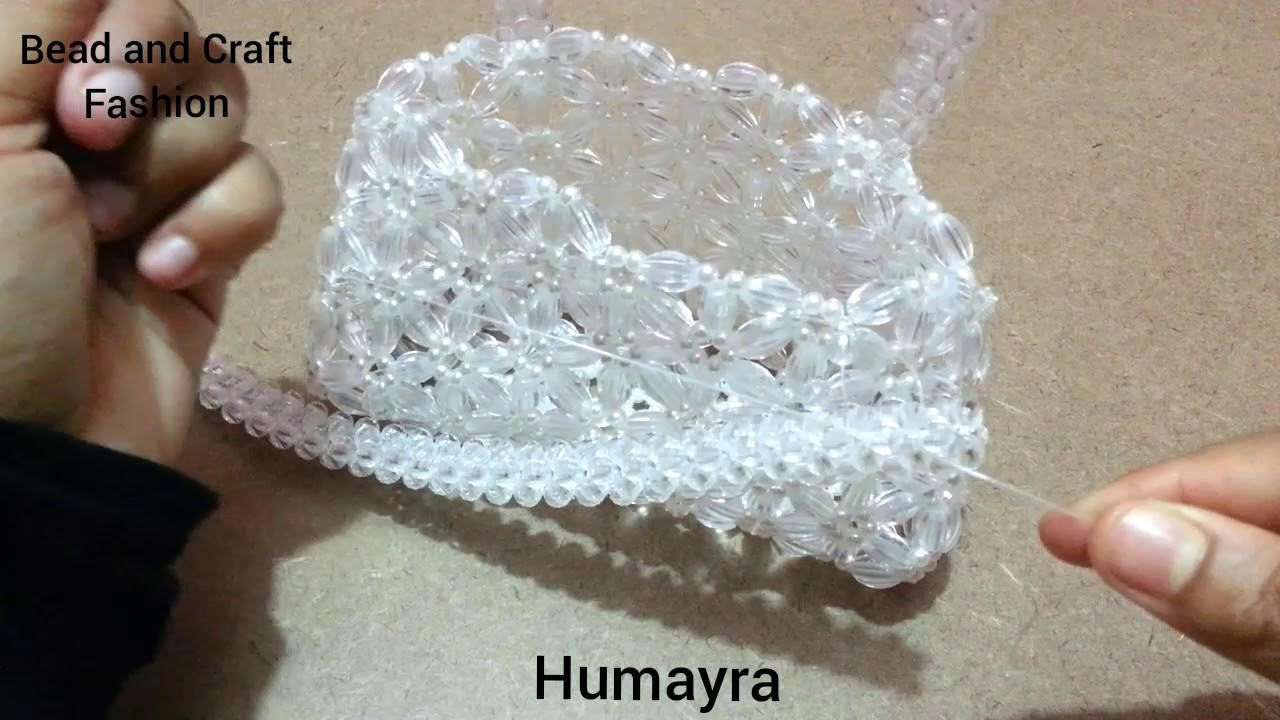 How to make beaded bag. purse. part 3, My Crafts and DIY Projects