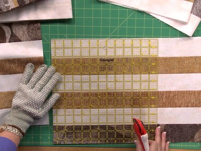 How to Make the Broken Lines Quilt