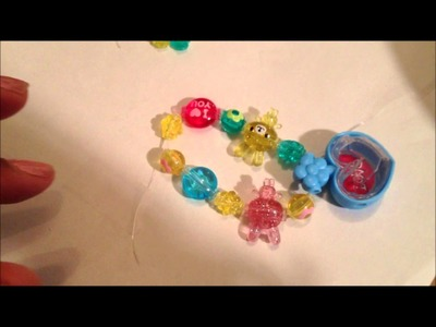 How to make Whirl n Wear Charm Bracelets