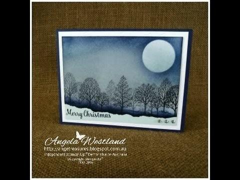Lovely As A Tree Christmas Card