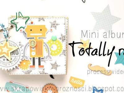 "Mini album ""Totally rad"" - process video"