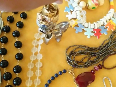 VINTAGE JEWELRY COLLECTION PART 2 NOV. 2016