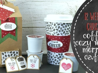 12 Wks of Christmas   Week 2 Cozy Coffee Featuring Merry Cafe