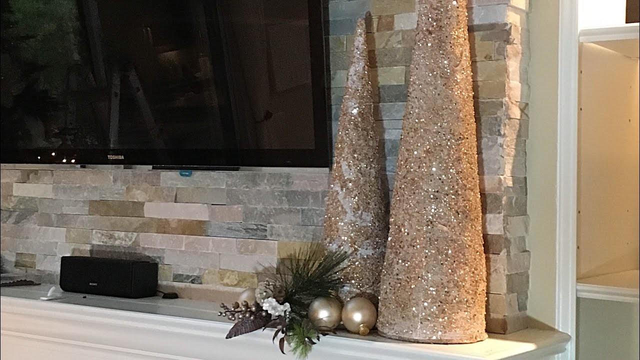 2017 Christmas Haul at Pottery Barn, Marshalls and Homegoods