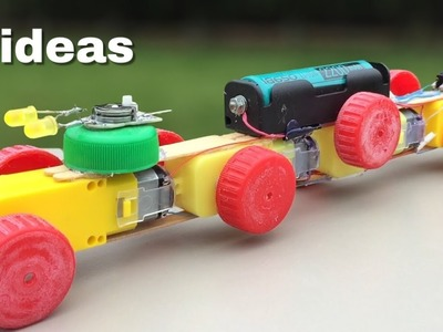 3 Amazing ideas or incredible DIY Toys