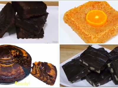 6 ☆ Christmas special recipes. Biscuit Cake ,Chocolate Ball, Chocolate Brownie, Mcflurry, Chocolate