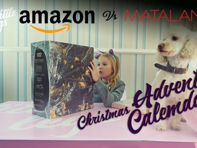 Amazon Advent Calendar Vs Matalan Advent 2017 The Best Christmas Calendars Comparison Review