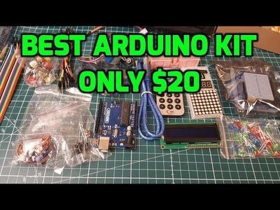 Best Arduino Starter Kit 2017. Perfect Christmas Gift?