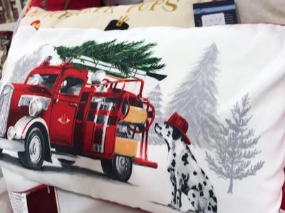 Christmas Shopping at HomeGoods 2017