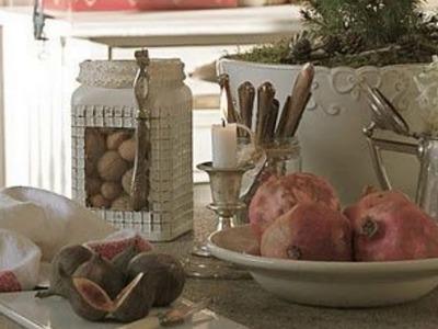 Cozy Christmas Kitchen Decor Ideas for You   Home decoration Ideas