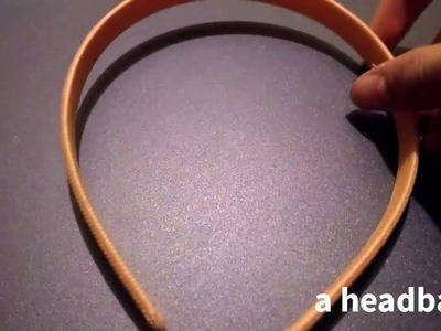 DIY Cat Ears (with paperclips)