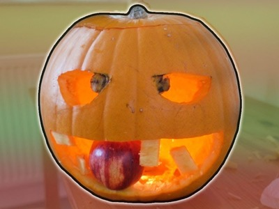 DIY Pumpkin Carving Challenge -  Friday 13th Special