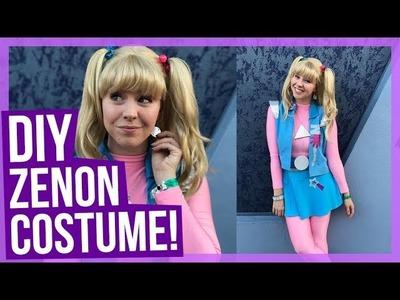 DIY Zenon Disney Channel Original Movie Costume!
