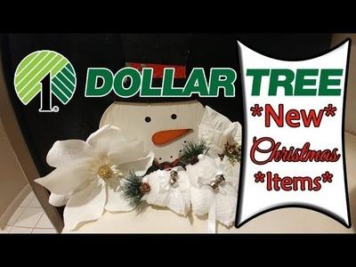 Dollar Tree Haul **New Christmas Items** 11-10-17