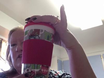Dollar Tree Haul - New Stickers & Christmas!  October 23, 2017