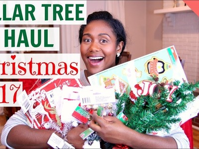 Dollar Tree Haul + Target Christmas 2017 - Shop With Me at the Dollar Store!